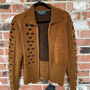 Grandpa Sweater-with tags